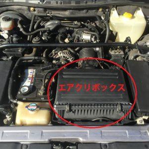 RX-8エアクリボックス